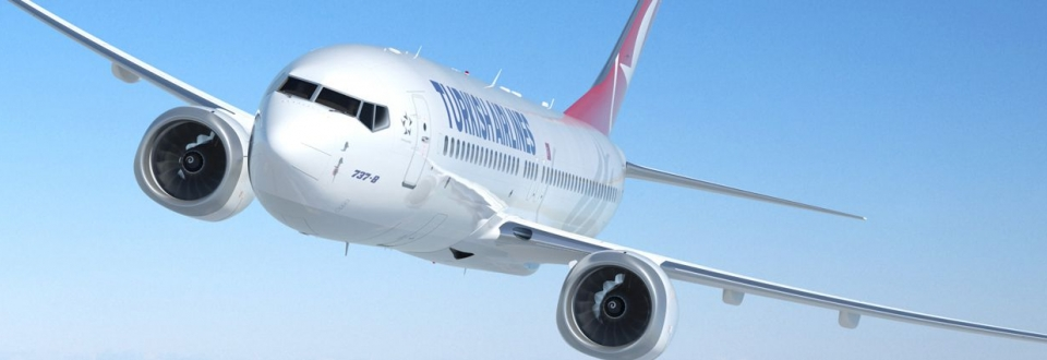 Oferta speciala TURKISH AIRLINES