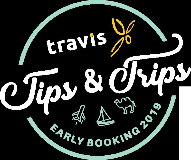 Travis EarlyBooking 2019