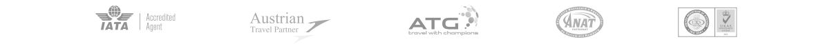 International Air Transport Association, Austrian Travel Partner, AllStars Travel Group, Asociatiei Nationale a Agentiilor de Turism, United Registrar of Systems